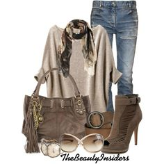 All I can say is...those shoes have attitude written all over them:) Awesome fall outfit. #Recipe #hair #food #DIY