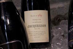 Jacquesson champagne!