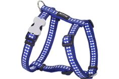 Red Dingo Reflective Dog Harness Small Dark Blue *** You can find more details by visiting the image link.(This is an Amazon affiliate link and I receive a commission for the sales)