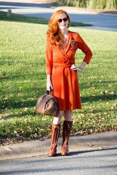Happy Thanksgiving - Elegantly Dressed & Stylish - Over 40 Fashion Blog