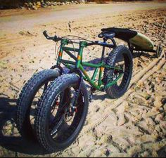 Instagram picutre by @spindle.x: Beach life on 3 wheels. #juggernaut #trike #trekbikes #savage #badass #mtb #iamspecialized #specialized #bicycle #cycling #ebike #bikelife #fatbike #mtb #electricbicycle #adventure #bike #bikeporn #beach #haibike #biker #mtblife #offroad #santacruzbikes #canyonbikes #enduro #mountainbike #downhill #mountainbiking #surf #cool - Shop E-Bikes at ElectricBikeCity.com (Use coupon PINTEREST for 10% off!)
