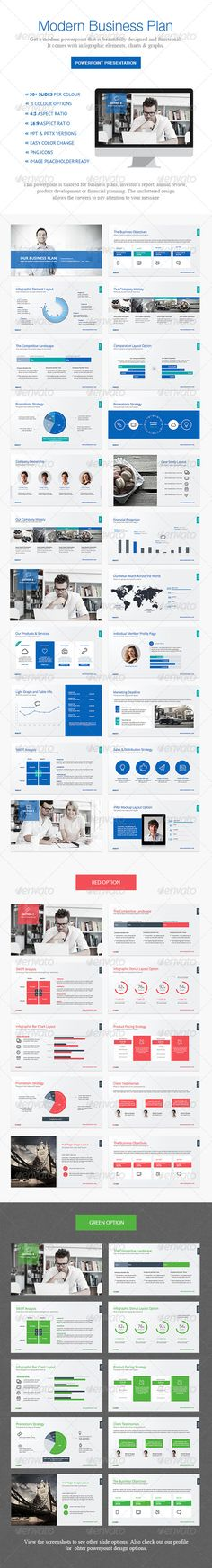 Business - Powerpoint Template http://graphicriver.net/item/business-plan-powerpoint/6098844?ref=creativetouch