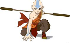 The last airbender was a major inspiration for the design, especially the eyes.