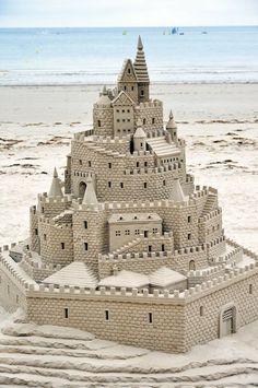 a castle fit for a princess!