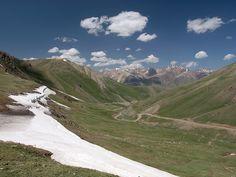 Somewhere - Kyrgystan