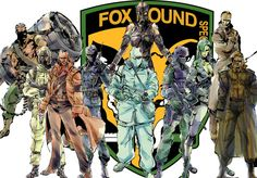 MGS Fox Hound