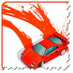 Download Splash Cars V1.3:  Splash Cars is a racing game with isometric perspective, where your goal has nothing to do with being the first to cross the finish line. Instead, your objective is to paint the world around you. Your car adds color to anything it goes near, letting you paint everything in the neighborhood,...  #Apps #androidMarket #phone #phoneapps #freeappdownload #freegamesdownload #androidgames #gamesdownlaod   #GooglePlay  #SmartphoneApps   #XCraneballs  #Ra