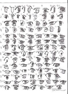 Marvelous Learn To Draw Manga Ideas. Exquisite Learn To Draw Manga Ideas. Cry Drawing, Manga Drawing, Drawing Tips, Drawing Tutorials, Pillow Drawing, Drawing Faces, Drawing Ideas, Manga Eyes, Anime Eyes