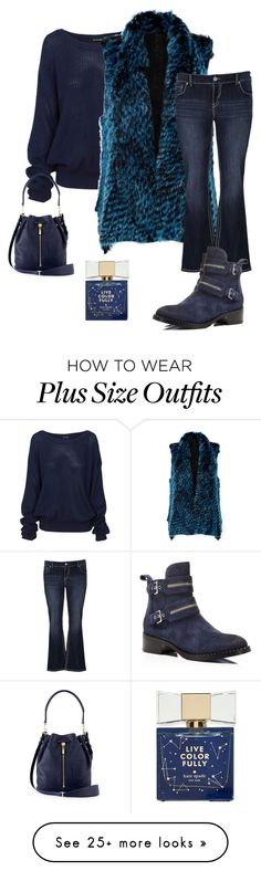 """Casual Blues"" by im-karla-with-a-k on Polyvore featuring Elliatt, maurices, Elizabeth and James, Kate Spade, Gentle Souls, women's clothing, women's fashion, women, female and woman"