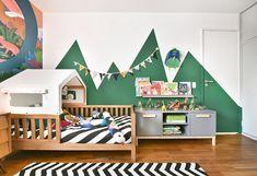 Baby Bedroom, Kids Bedroom, Nursery Decor, Bedroom Decor, New Room, New Homes, Design, Home Decor, Kidsroom