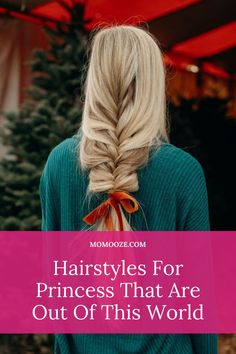 Get inspired by Cinderella, Sleeping Beauty, Snow White and much more.No special skills are needed to pull these off and you don't need to book an appointment with a hairdresser to make your little girl feel special. Select your favorite style together and click on the link in description for full tutorial for the specific hairstyles for princess. #hairstyles #princess #prettyhairstyles
