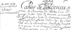 Cahiers de doléances-Their compilation was ordered by King Louis XVI, to give each of the Estates – the First Estate (the clergy), the Second Estate (the nobility) and the Third Estate, which consisted of the bourgeoise (the middle class), the urban workers, and the peasants – the chance to express their hopes and grievances directly to the King. They were explicitly discussed at a special meeting of the Estates-General held on 5 May 1789.
