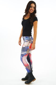 Save the World Leggings $70 AUD LIMITED