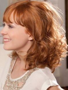 El privilegio de ser mujer!!!!: Cortes de pelo medio hasta el hombro - Tendencias 2012
