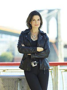 Sela Ward in CSI: NY. LOve Sela!