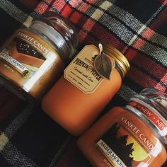 autumncosy:  I bought candles!!!