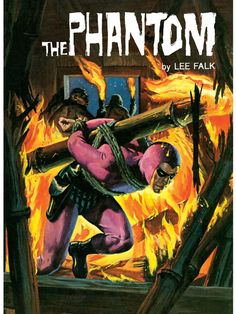 The Phantom: The Ghost Who Walks - Lee Falk , Silver Age Comic covers