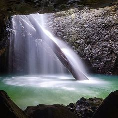 Natural Bridge, Springbrook National Park, QLD