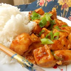 "Ten Minute Szechuan Chicken | ""Love this recipe!! It is so super easy and tastes so good. It has become a regular at our house. """