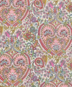 Kitty Grace C Tana Lawn, Liberty Art Fabrics. Shop more from the Liberty Art Fabrics collection at Liberty.co.uk