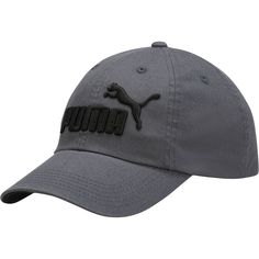 PUMA PUMA  1 Relaxed Fit Adjustable Hat Men Cap New Hat Men 5d2afa0ee059