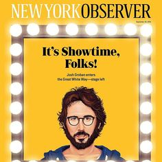 A new cover for the @observer !