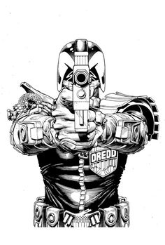 Image result for 2000ad artwork