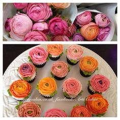 buttercream flowers.....arti cakes on facebook