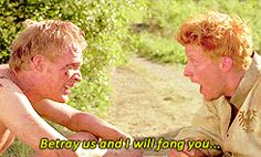 A Knight's Tale- I laugh myself weak every time I see this part!!