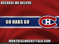 Go Habs Go!!