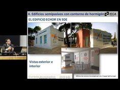 Edificios de Consumo Casi Nulo, El papel del hormigón