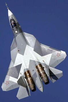 Su PAK FA T-50 Russia