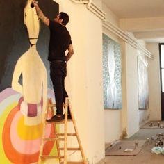 Tony Gallo @tonygalloart: #tonygalloart #Padova #Italy#tonygallo #streetart #arte #artecontemporanea #graffiti #urbanart #contemporaryart