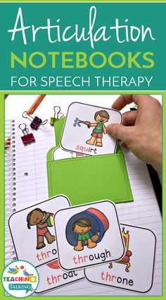 Articulation Notebooks Value Bundle - SLP Interactive Notebooks - This speech therapy resource is great for your Kindergarten, 1st, 2nd, and 3rd grade speech students. You receive articulation cards, pockets to use in INBs, I can statements, themed notebo