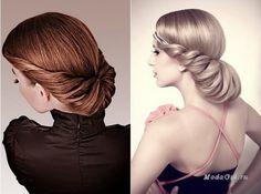 Модные прически: Причёски на выпускной 2015