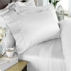 Rayon from BAMBOO 3pc Duvet Set - King Size WHITE 1000 Thread Count 100% Silky Rayon from Bamboo Duvet Cover Set - Includes 1 Duvet Cover and 2 Pillow Shams by Egyptian Cotton Factory Outlet Store, http://www.amazon.com/dp/B0058VNBR0/ref=cm_sw_r_pi_dp_v8c-rb0JHSWD9
