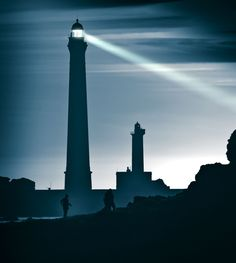 """""""We are told to let our light shine, and if it does, we won't need to tell anybody it does. Lighthouses don't fire cannons to call attention to their shining- they just shine."""" - Photo by Stefan Thaler"""
