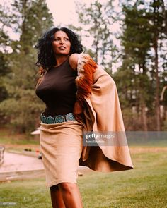 Get premium, high resolution news photos at Getty Images Black Women Art, Beautiful Black Women, Black Girls, Beautiful People, Black Actresses, Black Actors, Foxy Brown Pam Grier, 30th Birthday Ideas For Women, Afro