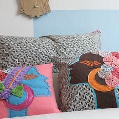 rice meets henry - pimp your cushion #cushion #pillow