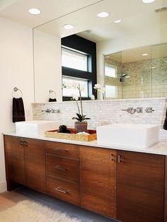 Contemporary | Bathrooms | Alan Hilsabeck Jr. : Designer Portfolio : HGTV - Home & Garden Television