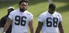 from Carolina Panthers Rookies Star Lotulelei and Kawann Short help create a scary defensive line for the #Panthers:
