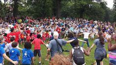 2014 BNS Field Day -- celebrating community, establishing roots.