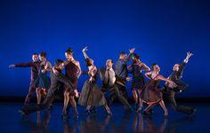 Ballet Hispánico en 'Club Havana'.PAULA LOBO