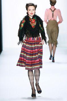 Stunning outfit, LenaHoschek aw 2010