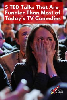 TED talks are great for a lot of things. They're educational, inspirational, and sometimes even funny. These are the 5 funniest TED talks I've ever seen. inspiration 5 TED Talks That Are Funnier Than Most of Today's TV Comedies Whatsapp Videos, Comedy Tv, Self Help, Life Lessons, Books To Read, Psychology, Laughter, Thing 1, Inspirational Quotes