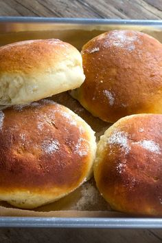 Gluten Free Hawaiian Rolls from page 181 of GFOAS Bakes Bread (with recipe!)