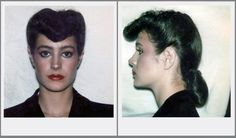 Sean Young hair-test, Blade Runner (1982)