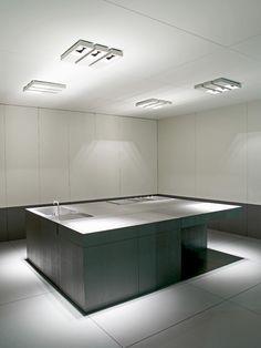 ♂ Minimalist interior design kitchen