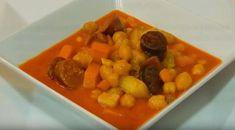 Garbanzos Thermomix Pot Roast, Thai Red Curry, Ethnic Recipes, Food, Legumes, Ethnic Food, Carne Asada, Roast Beef, Essen