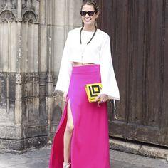 Heleninha Bordon usa Les Petits Joueurs na semana de moda em #Paris, temos varias opções das tão desejada #bolsa de #lego.